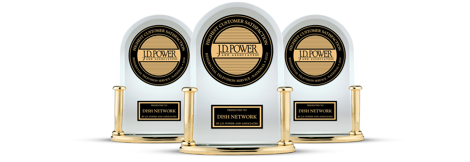 DISH Customer Satisfaction - Ranked #1 by JD Power - International Satellite & Antenna Service in Ocala, Florida - DISH Authorized Retailer